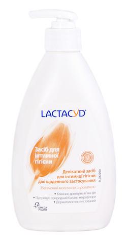Lactacyd Засіб для інтимної гігієни 400 мл 1 флакон
