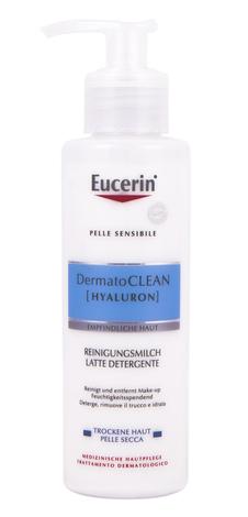 Eucerin DermatoClean Молочко очищуюче для сухої чутливої шкіри 200 мл 1 флакон