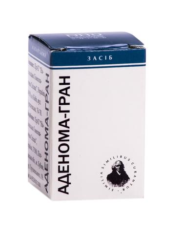 Аденома-Гран гранули 10 г 1 флакон