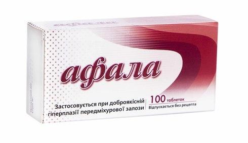 Афала таблетки 100 шт