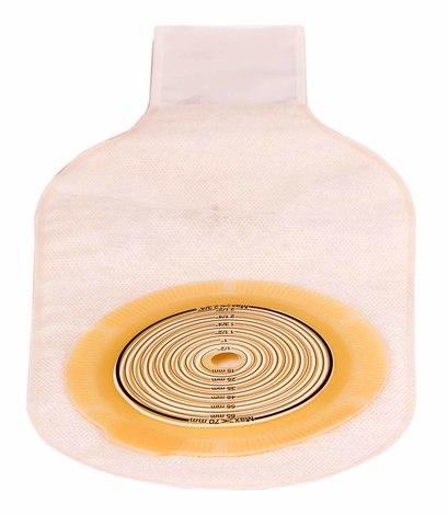 Coloplast Alterna 5787 Калоприймач однокомпонентний непрозорий закритий з фільтром фланець-10-70 мм 30 шт