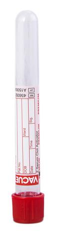 Vacuette Пробірка з активатором згортання крові 6 мл  1 шт
