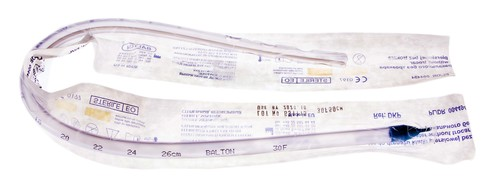 Balton Катетер для дренажу торакального без троакара розмір 30 F 50 см 1 шт