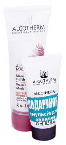 Algotherm Algotime Expert маска вітамінна 50 мл + Algohydra емульсія 15 мл 1 набір