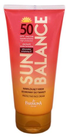 Farmona Sun Balance Крем сонцезахисний для обличчя SPF-50 50 мл 1 туба