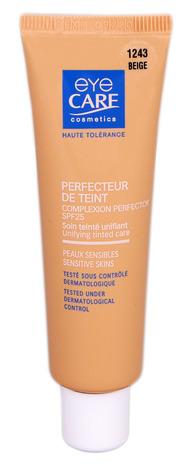 Eye Care Cosmetics Засіб що корегує та вирівнює текстуру шкіри з SPF-25 колір бежевий 25 мл 1 туба