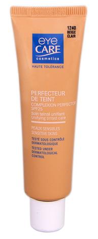 Eye Care Cosmetics Засіб що корегує та вирівнює текстуру шкіри з SPF-25 колір світло-бежевий 25 мл 1 туба