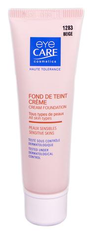 Eye Care Cosmetics Крем тональний з SPF-25 колір бежевий 26 г 1 туба