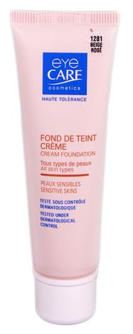 Eye Care Cosmetics Крем тональний з SPF-25 колір рожево-бежевий 26 г 1 туба