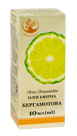 Arbor Vitae Олія ефірна Бергамотова 10 мл 1 флакон