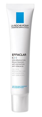 La Roche-Posay Effaclar К+ Засіб відновлюючий для догляду за комбінованою та схильною до жирності шкірою обличчя 40 мл 1 туба