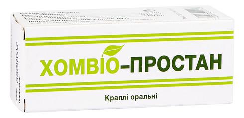 Хомвіо-Простан краплі оральні 50 мл 1 флакон