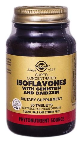 Solgar Суперконцентрат ізофлавонів таблетки 30 шт