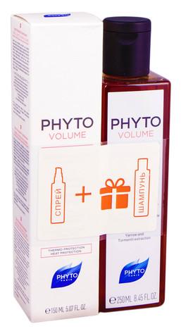 Phyto Volume спрей 150 мл + шампунь 250 мл 1 набір