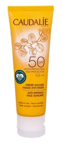 Caudalie Крем сонцезахисний для обличчя SPF-50 50 мл 1 туба