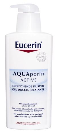 Eucerin АкваПорин Гель для душу зволожувальний та освіжаючий  400 мл 1 флакон
