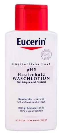Eucerin pH5 Лосьйон очищувальний для відновлення та захисту чутливої шкіри 200 мл 1 флакон