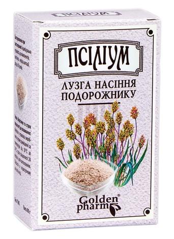 Псиліум подорожника лузга насіння   80 г