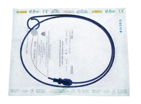 Каммед Катетер сечовивідний типу свинячий хвостик Ch8  2,7х750 мм 1 шт