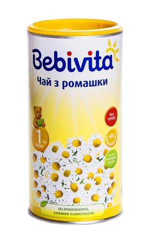 Bebivita Чай з ромашки з 1-го тижня 200 г 1 банка