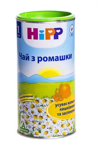 HiPP Чай з ромашки з 1-го тижня 200 г 1 банка