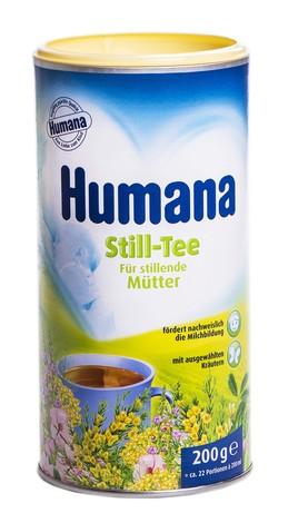 Humana Чай для підвищення лактації 200 г 1 банка