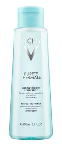 Vichy Purete Thermale Тонік вдосконалюючий для всіх типів шкіри 200 мл 1 флакон