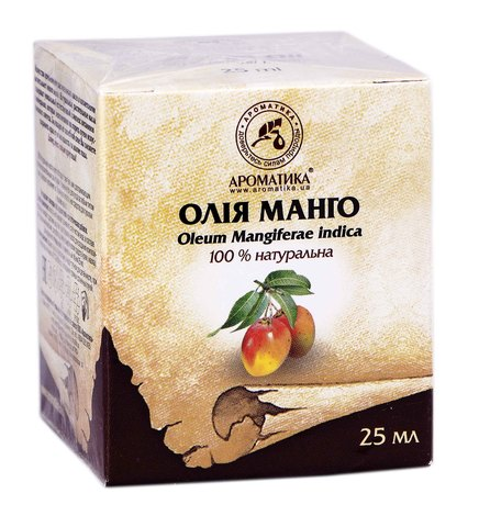 Ароматика Олія манго 25 мл 1 флакон