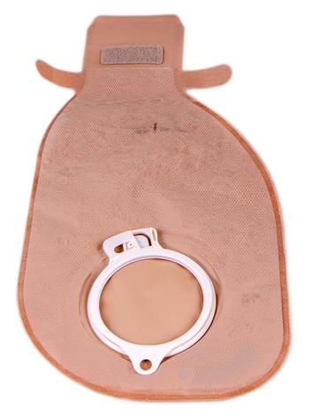 Coloplast Alterna Free 13985 Калоприймач двокомпонентний непрозорий відкритий фланець-50 мм 30 шт
