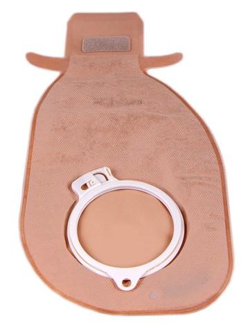 Coloplast Alterna Free 13986 Калоприймач двокомпонентний непрозорий відкритий фланець-60 мм 30 шт