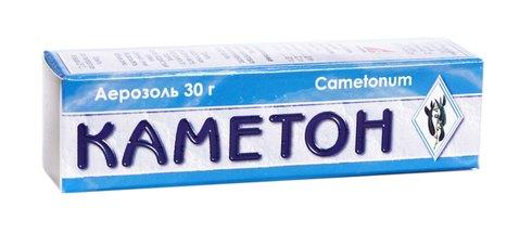 Каметон аерозоль 30 г 1 флакон