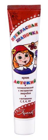 Крем дитячий протизапальний підсушуючий Прекрасная шапочка 44 г 1 туба