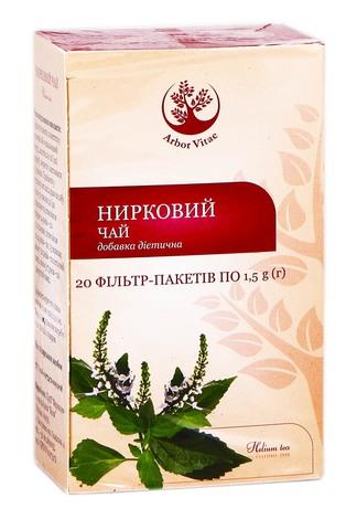 Arbor Vitae Нирковий чай 1,5 г 20 фільтр-пакетів