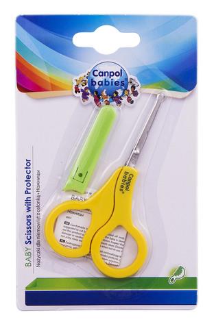 Canpol Babies Ножиці дитячі безпечні (2/809) 1 шт