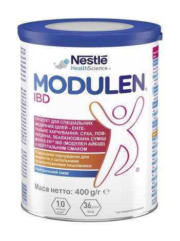 Nestle Модулен Спеціалізована суміш від 5 років 400 г 1 банка
