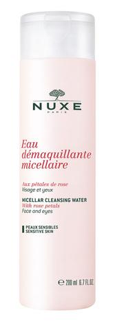 Nuxe Міцелярна вода для обличчя та контуру очей 200 мл 1 флакон