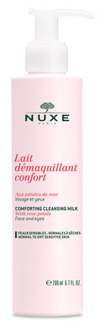 Nuxe Молочко очищувальне з екстрактом трьох троянд 200 мл 1 флакон