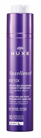 Nuxe Nuxellence Детокс Крем нічний універсальний антивіковий 50 мл 1 флакон