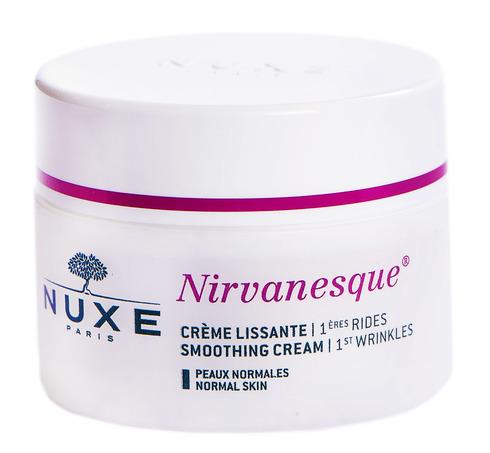 Nuxe Nirvanesque Крем для нормальної шкіри проти перших мімічних зморшок 50 мл 1 банка