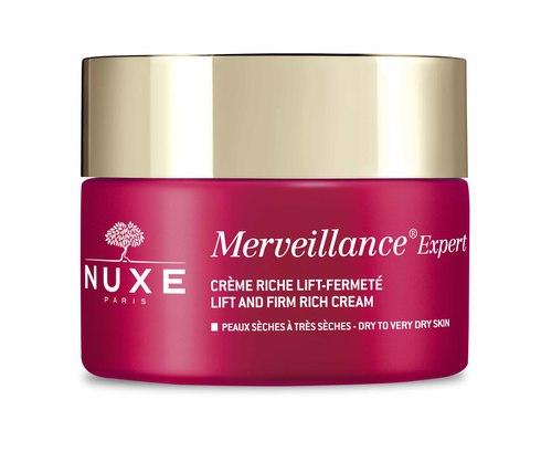 Nuxe Мервеянс Експерт Крем насичений для сухої та дуже сухої шкіри 50 мл 1 банка