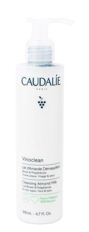 Caudalie Vinoclean Молочко мигдальне для зняття макіяжу 200 мл 1 флакон