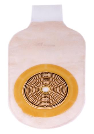 Coloplast Alterna 17455 Калоприймач однокомпонентний прозорий відкритий фланець-10-70 мм 30 шт
