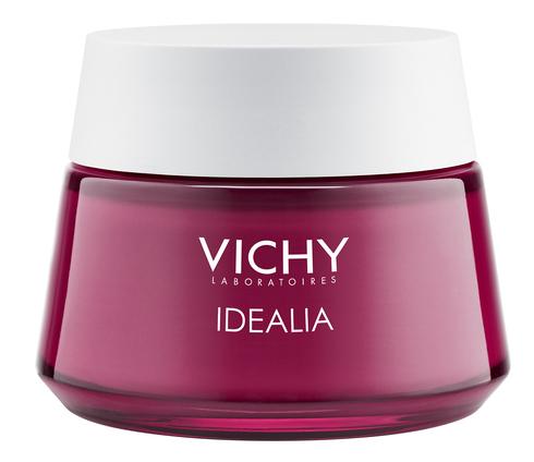 Vichy Idealia Засіб, що відновлює гладкість та сяяння для нормальної та комбінованої шкіри 50 мл 1 банка