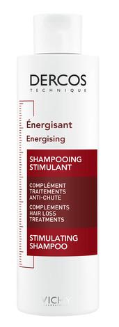 Vichy Dercos Шампунь тонізуючий з амінексилом проти випадіння волосся 200 мл 1 флакон