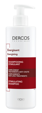 Vichy Dercos Шампунь тонізуючий проти випадіння волосся з Амінексилом 400 мл 1 флакон