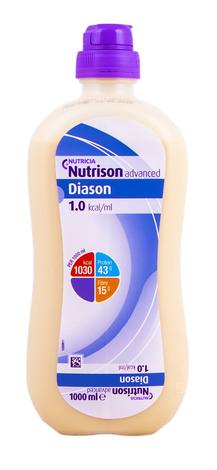 Nutricia Нутрізон Едванст Діазон харчовий продукт для спеціальних медичних цілей суміш рідка 1000 мл 1 флакон