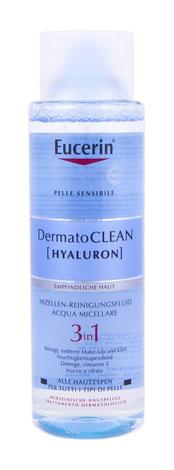 Eucerin DermatoClean Флюїд міцелярний очищуючий 3в1 для всіх типів шкіри 400 мл 1 флакон