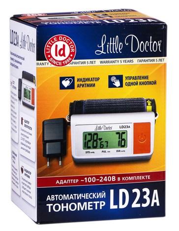 Little Doctor LD-23A Тонометр автоматичний з адаптером 1 шт