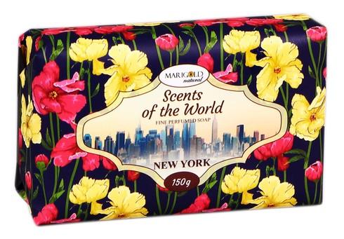 Marigold natural Мило Аромати світу Нью-Йорк 150 г 1 шт