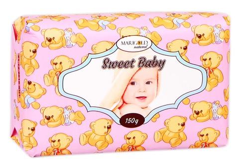 Marigold natural Мило Солодкий малюк 150 г 1 шт